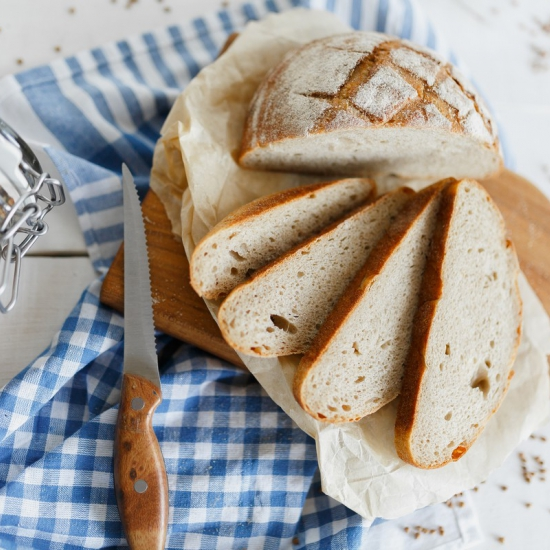 Хлеб пшеничный цельнозерновой
