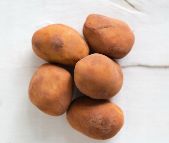 Картошка сливочная