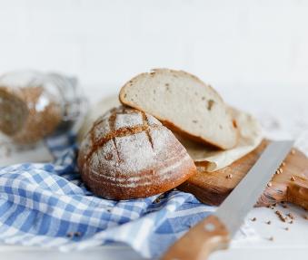 Хлеб Гречневый