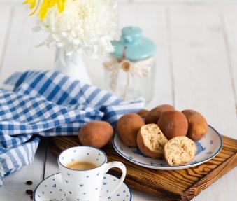 Картошка с карамелизованным миндалем