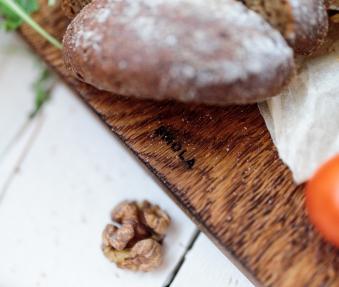 Хлеб Крестьянский цельнозерновой