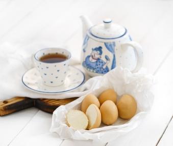 Птичье молоко в карамельном шоколаде