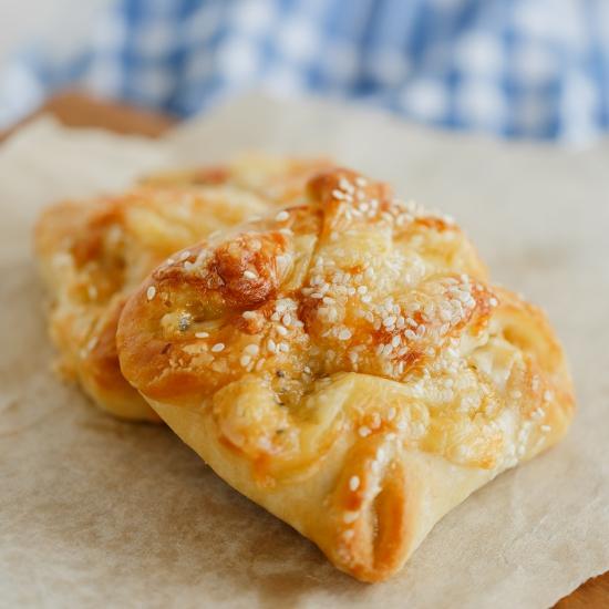 Витушка с  сыром